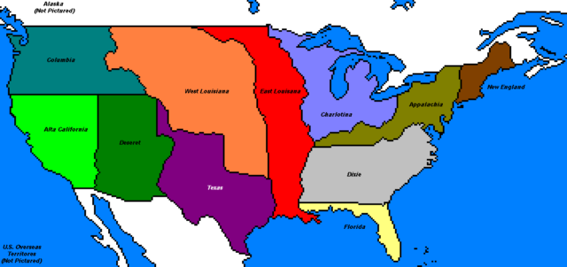 The AMCAlmaron Arrangement